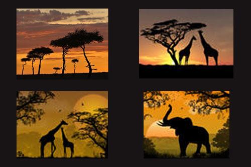 Каталог гобеленов картины африка