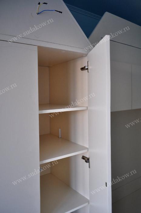 фото открывание дверок шкафа без ручек
