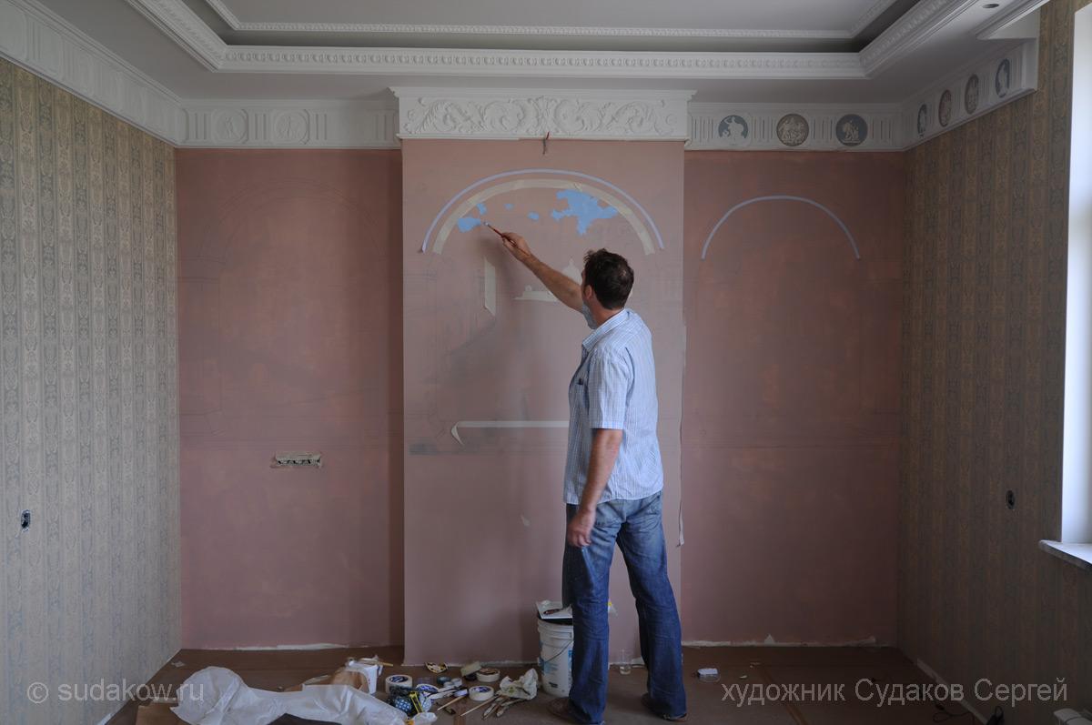 Грунтовки для росписи стен тиоколовая мастика цена