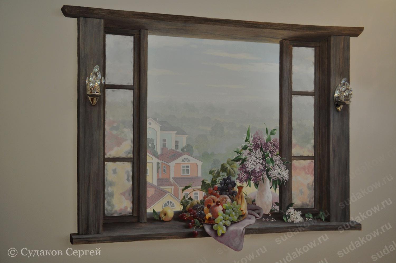 Фальш-окно с подсветкой своими руками: как сделать имитацию? 44
