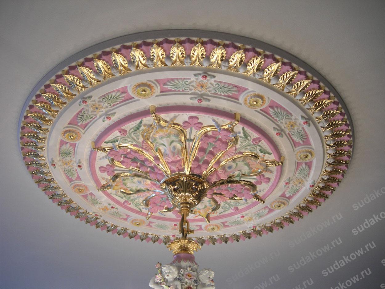 Роспись стен, живопись, декор, реставрация художник Судаков Сергей